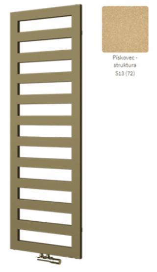 Radiátor kombinovaný ISAN Gala 115,5x50cm pískovec DGAL11550500P