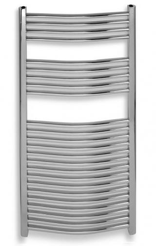 Radiátor kombinovaný Novaservis 120x60 cm chrom 600/1200,0 chrom chrom