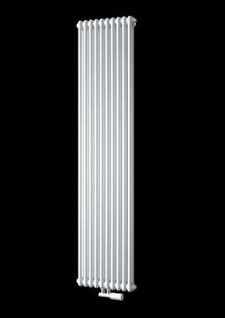 Radiátor pro ústřední vytápění ISAN Atol 180x30,6cm, Slonová kost CAT2180000GAMSKS