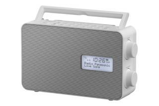Radiopřijímač panasonic rf-d30bteg-w
