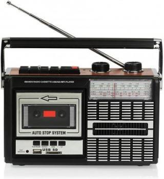 Radiopřijímač rádio pr85 80s