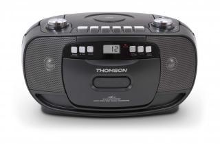 Radiopřijímač radiomagnetofon thomson rk200cd