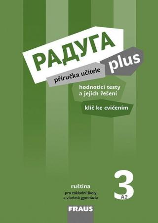Raduga plus 3 PU -- Příručka učitele