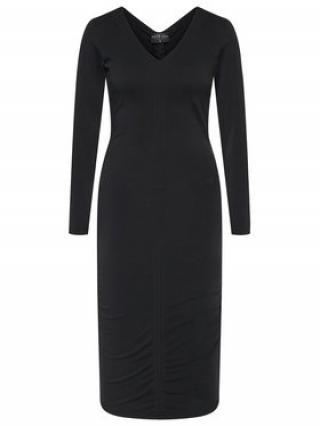 Rage Age Každodenní šaty Matilda 1 Černá Slim Fit dámské XS