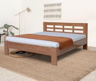 Rám postele vegas 180x200, švestka
