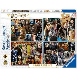 Ravensburger  068326 Harry Potter set 4x100 dílků