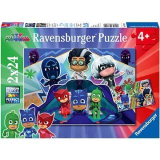 Ravensburger  078240 Pyžamasky 2x24 dílků