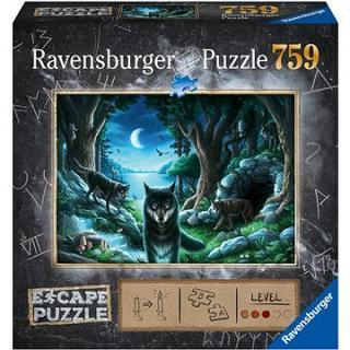 Ravensburger 150281 Exit Puzzle: Vlk