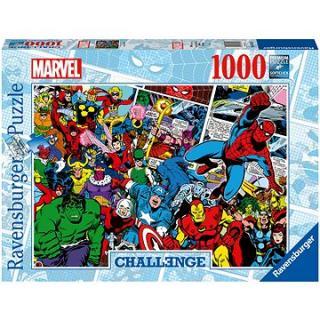 Ravensburger  165629 Marvel Výzva 1000 dílků