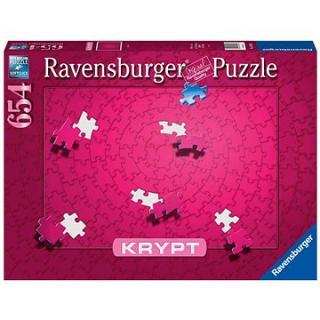 Ravensburger  165643 Krypt - Pink 654 dílků