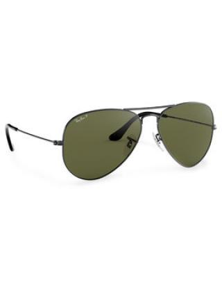 Ray-Ban Sluneční brýle Aviator Large Metal 0RB3025 004/58 Stříbrná 62