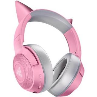 Razer Kraken BT Kitty Edition - Quartz