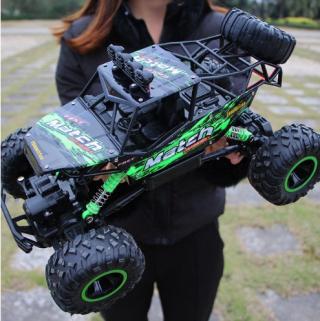 RC auto Crawlers 4 x 4 - 3 barvy Barva: zelená