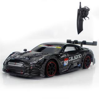 RC závodní auto Barva: černá
