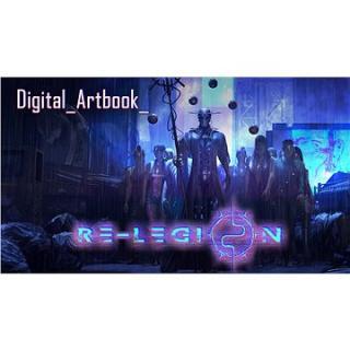 Re-Legion (PC) Digital Artbook DIGITAL
