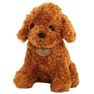 Realistický plyšový pes Varianta: 5