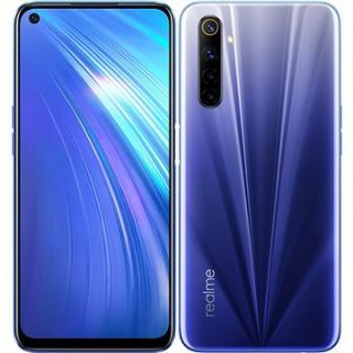 Realme 6 Dual SIM 64GB modrá