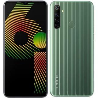 Realme 6i Dual SIM zelená