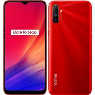 Realme C3 Dual SIM červená