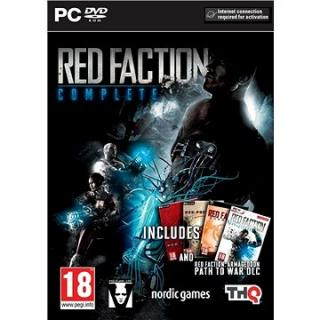 Red Faction Complete (PC) DIGITAL