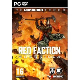 Red Faction Guerrilla Re-Mars-tered Edition (PC) PL DIGITAL