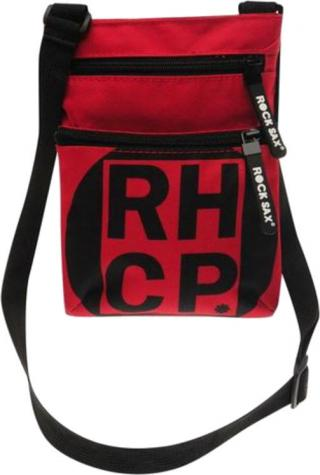 Red Hot Chili Peppers Red Square Cross Body Bag