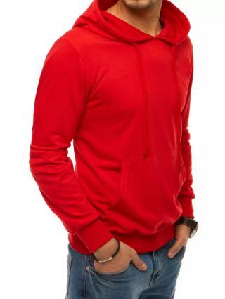 Red mens hoodie BX4969 pánské Neurčeno M