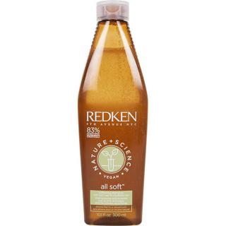 Redken Šampon pro suché a poškozené vlasy Nature Science  300 ml dámské
