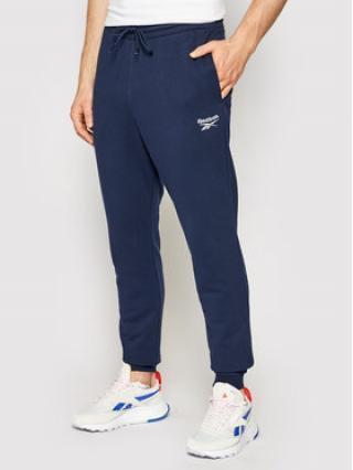 Reebok Teplákové kalhoty Identity GL3163 Tmavomodrá Regular Fit pánské S