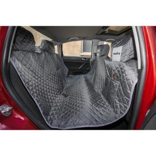 Reedog ochranný potah do auta pro psy - šedý - M