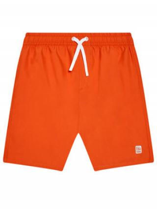 Reima Plavecké šortky Somero 532231 Oranžová Regular Fit pánské 104