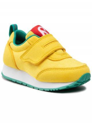 Reima Sneakersy Evaste 569428 Žlutá pánské 22