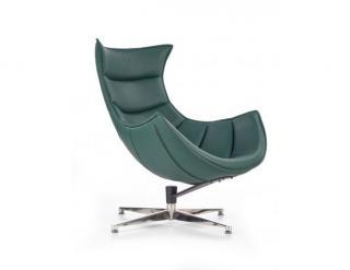 Relaxační křeslo LUXOR, zelené