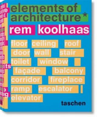 Rem Koolhaas. Elements of Architecture - Boom