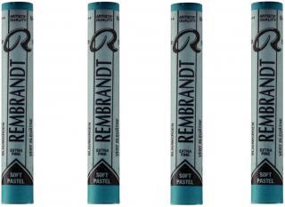 Rembrandt Suchý pastel Bluish Green 9 Blue