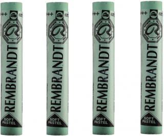 Rembrandt Suchý pastel Cinnabar Green Deep 10