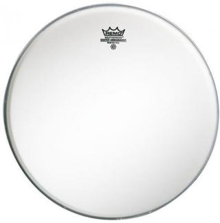 Remo Emperor Coated 6-A White