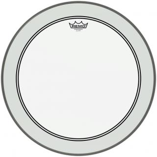 Remo Powerstroke 3 Clear 12 Transparent