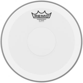 Remo Powerstroke 4 Coated 15  White
