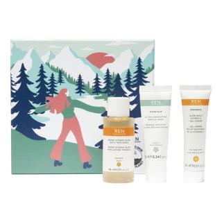 REN CLEAN SKINCARE - Les Cultissemes x REN Clean Skincare - Vánoční sada