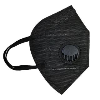 Respirátor FFP2 10 ks M515 Barva: černá