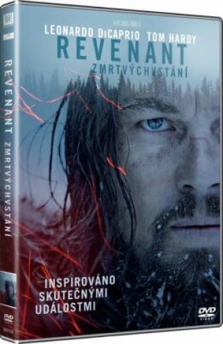 REVENANT Zmrtvýchvstání - DVD