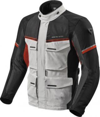 Revit! Jacket Outback 3 Silver-Red M pánské M