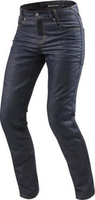 Revit! Jeans Lombard 2 RF Dark Blue L34 W38 pánské 34/38