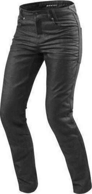 Revit! Jeans Lombard 2 RF Dark Grey L34 W32 pánské 34/32