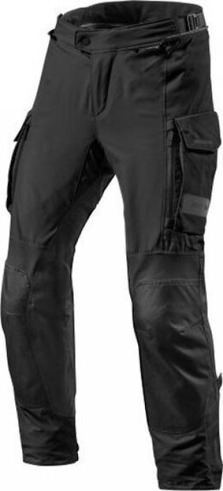 Revit! Trousers Offtrack Black Standard XXL pánské 2XL