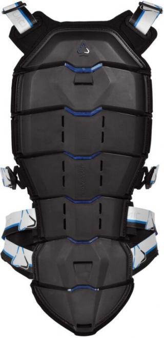 Revit! Tryonic Back Protector See  Black/Blue XL pánské XL