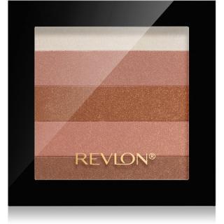 Revlon Cosmetics Sunkissed rozjasňující tvářenka odstín 030 Bronze Glow 7,5 ml dámské 7,5 ml