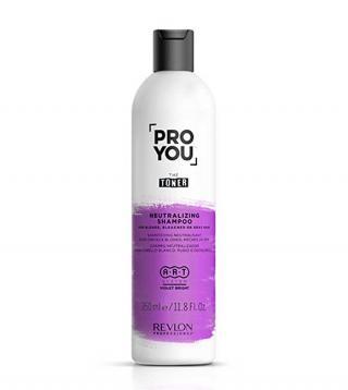 Revlon Professional Šampon neutralizující žluté tóny vlasů Pro You The Toner  350 ml dámské