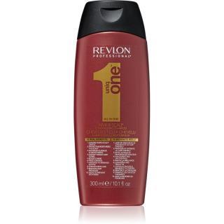 Revlon Professional Uniq One All In One Classsic vyživující šampon pro všechny typy vlasů 300 ml dámské 300 ml